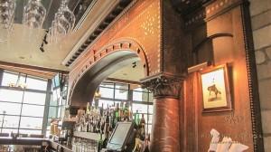 Antique Brunswick Bar Restoration 04