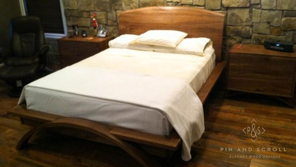 English Elm Bedroom Set 03