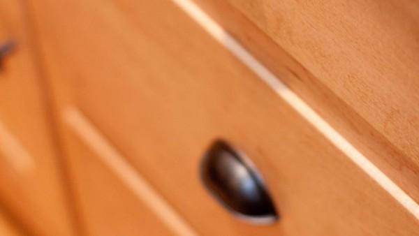 Shaker Style Maple Sideboard 03