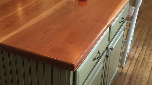 Cherry Butcher Block Counters 05